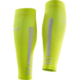 cep Calf Sleeves 3.0 Herre lime/light grey